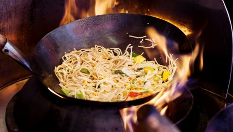 wok chinezesc