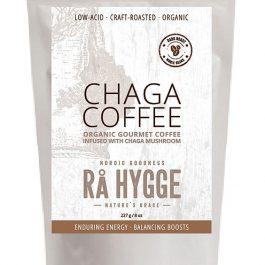 Cafea organica cu extract de Chaga