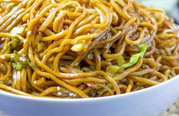 Classic Chinese Chow Mein 2