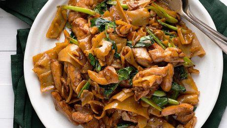 Thai Pad See Ew Noodles