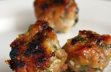 vietnamese chicken meatballs 1